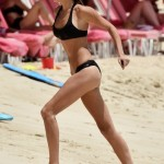 Paulina Gretzky Trips to Barbados