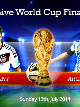 Germany vs Argentina Live Online