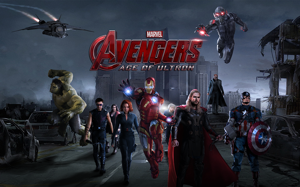 Avengers: Age of Ultron Official Trailer Part 2