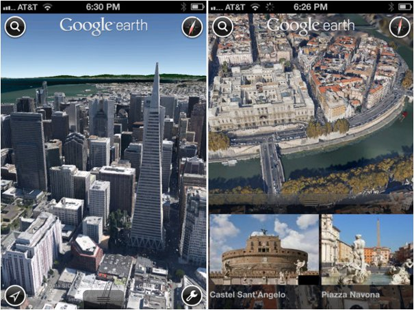 google earth maps 3d free download