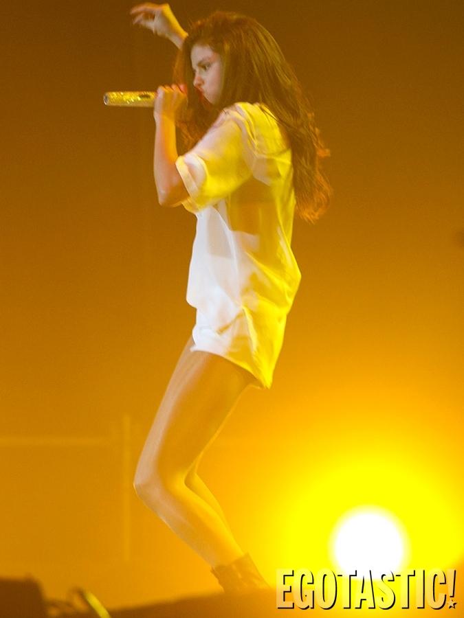 Selena Gomez European concert