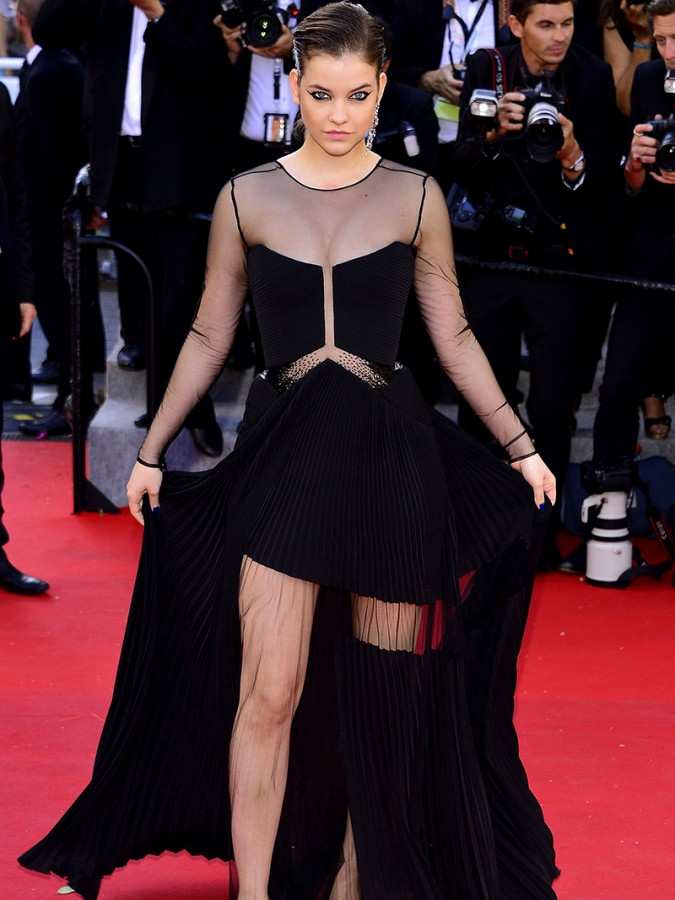 Barbara Palvin at Cannes
